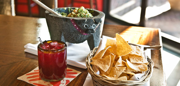 Best Mexican Restaurants Guacamole Tacos Margaritas